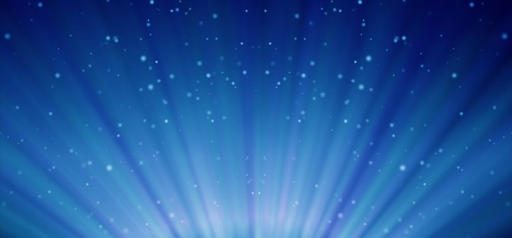Domingo, día del Rayo Azul