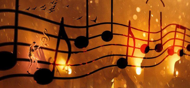 Música que te conecta con la Luz