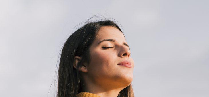 Respirar bien, beneficios y técnicas